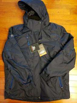 NWT Zeroxposur Mens All-Weather ThermoCloud Jacket Insulated