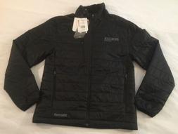 NWT Men's Marmot Calen Primaloft Jacket Coat Black Size Ad
