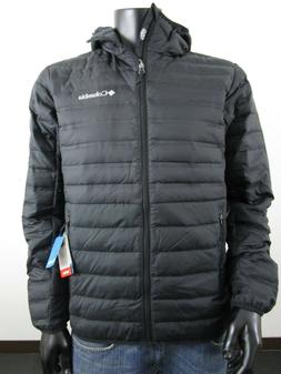 nwt mens mckay lake 650 down hooded