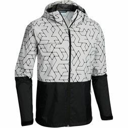 nwt mens roan mountain rain jacket s