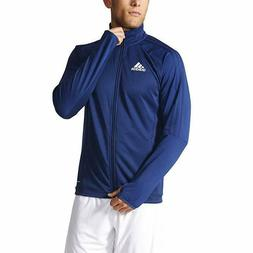 NWT Adidas Mens Tiro 17 Athletic Training Jacket Dark Blue B