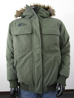 NWT Mens TNF The North Face Gotham 550-Down Parka Insulated
