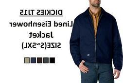 Dickies TJ15 Insulated Eisenhower Jacket 5 Colors