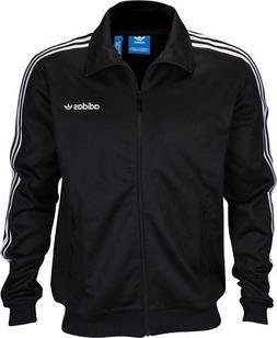 Adidas Originals Beckenbauer Track Top Jacket Men's Black Wh