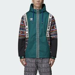 Adidas Originals Pharrell Williams Shell Jacket Collegiate G