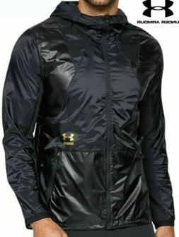 Under Armour Perpetual Full Zip Hooded Jacket Fitted Men's