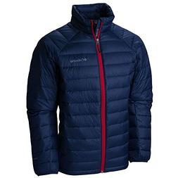 Columbia Men's Platinum Plus 860 TurboDown Jacket, Nocturnal