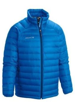 Columbia Platinum Plus 860 TurboDown Jacket - Men's Hyper Bl