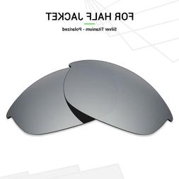 Mryok POLARIZED Replacement Lenses for Oakley Half <font><b>