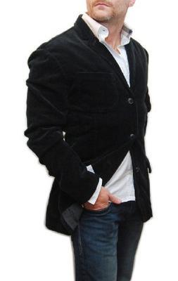 Polo Ralph Lauren Mens Corduroy Vintage Western Coat Blazer