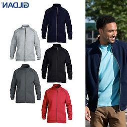 Gildan Premium Cotton Full-Zip Jacket 92900 - Men's Ringspun