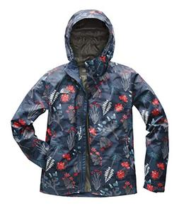 The North Face Women's Print Venture Jacket, Blue Wing Tea