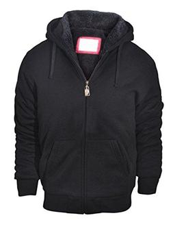 GEEK LIGHTING Mens Pull Zip Outdoor Warm Fleece Softshell Co