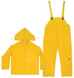 CLC Custom Leathercraft Rain Wear R110M .20 MM Yellow 3-Piec