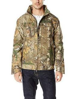 Carhartt Quick Duck Rain Defender Insulated Traditional Jack