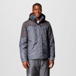 R-WAY by ZEROXPOSUR MEN'S  3-IN-1 SYSTEM JACKET - SPACE GREY