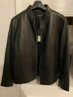 Rag & Bone Agnes Men's Leather Lambskin Jacket Large L NWT m