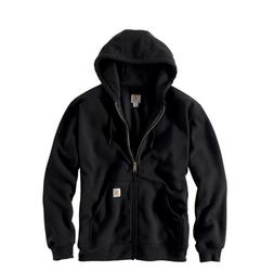 Carhartt Men's Rain Defender Rutland Thermal Lined Hooded Zi