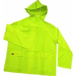 2-Piece Rain Jacket With Hood