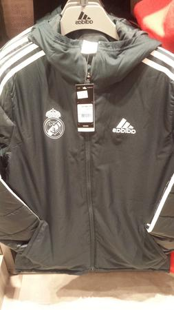 Adidas Real Madrid RMFC 2018-19 Men Football WINTER PADDED J