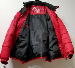 HFX RED Black Big and Tall Parka Winter Coat Ski Jacket 2X 3