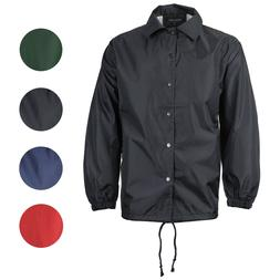 renegade men s lightweight water resistant button