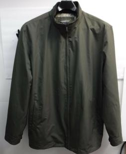 roundtree and yorke outerwear size xlt green