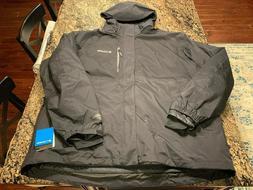 Columbia Rural Mountain II Interchange Winter Jacket Omni He