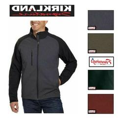 SALE! NEW Kirkland Signature Men's Soft Shell Jacket COLOR V