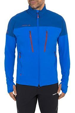 VAUDE Men's Sardona Jacket II, Hydro Blue, Large
