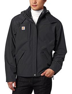 shoreline jacket waterproof breathable nylon