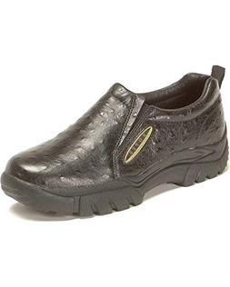 slip m western boot