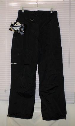 Arctix Men's Premium Snowboard Cargo Pants, Black, Small
