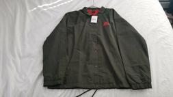 ADIDAS SOCCER TANGO COACH JACKET BR1514 Night Cargo Green Me