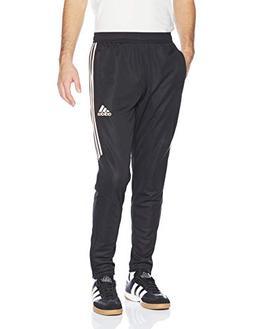 adidas Men's Soccer Tiro 17 Training Pant, Black/Haze Coral,