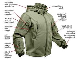 special ops softshell jacket olive drab 5x