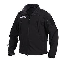 Rothco Special Ops Softshell Security Jacket, Medium