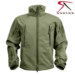 Rothco Special Ops Tactical Soft Shell Jacket 9745 OD Green