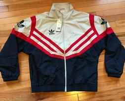 Adidas Sportive Track Jacket Sz M Mens Retro 90's Olympic Gr