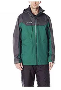 Columbia Sportswear Men's Big Whirlibird Interchange Jacket,