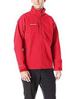 Columbia Sportswear Men's Heat Mode II Softshell Jacket, Roc