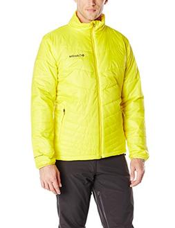 Columbia Sportswear Men's Mighty Light Jacket, Bright Red, L