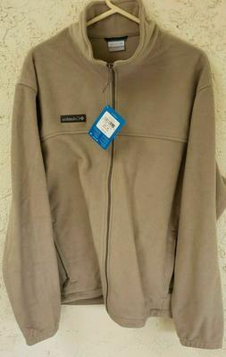 Columbia Men`s Steens Mountain 2.0 Full Zip Jacket