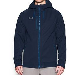 Under Armour Men's Storm Dobson Softshell Jacket, Midnight N