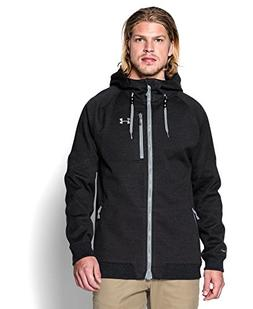 Under Armour Men's UA CGI Dodson Softshell, Asphalt Heather