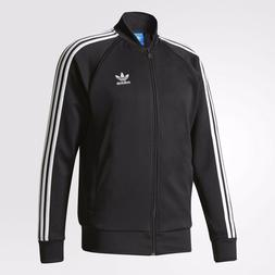 NEW MEN'S ADIDAS ORIGINALS SUPERSTAR TRACK JACKET ~SIZE XL