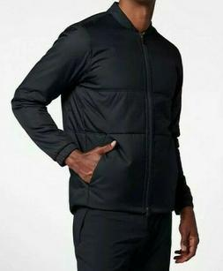 Nike Synthetic Fill Insulated Men's Golf Jacket Black 932309