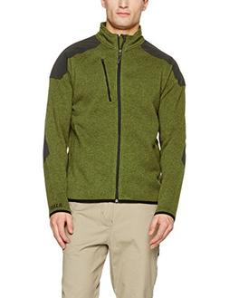 5.11 Men's Tactical Full Zip Sweater, Field Green, X-Small