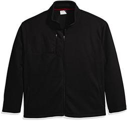 IZOD Men's Tall Advantage Performance Shaker Fleece Jacket,