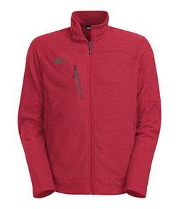 The North Face Texture Cap Rock Fleece Jacket - Men's Tnf Re